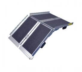 Folding Suitcase Ramp
