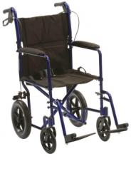 Lightweight Transit Aluminium Travel Chair Plus