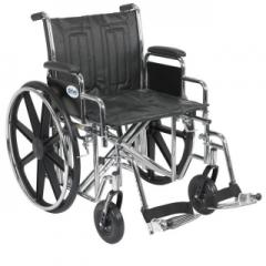 Heavy Duty Bariatric Self Propelled Wheelchair