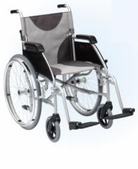 Ultra Lightweight Self Propelled Aluminium Wheelchair