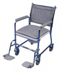Mobile Wheeled Commode