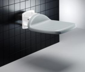 Pressalit Wall Mounted Shower Seat