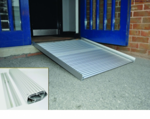 3ft Roll Up Wheelchair Ramp