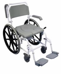 Self Propelled Shower Commode Chair