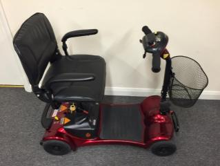 Ultralite Boot Scooter