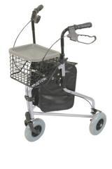 Lightweight Aluminium Tri Walker